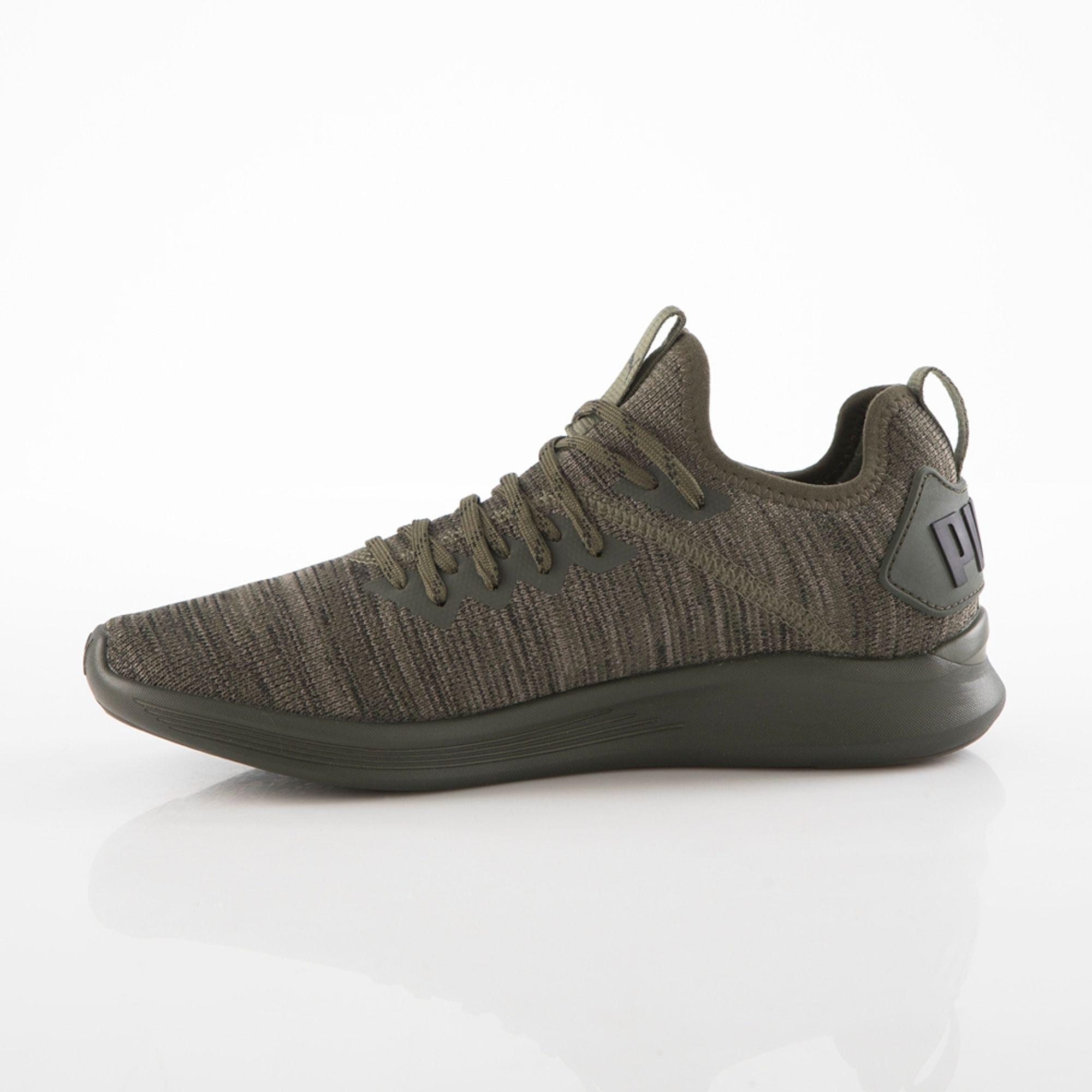 zapatos puma hombre verde