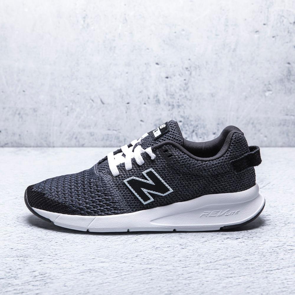 Hombre Zapatos New Balance NEGRO_000000 9 – agaval