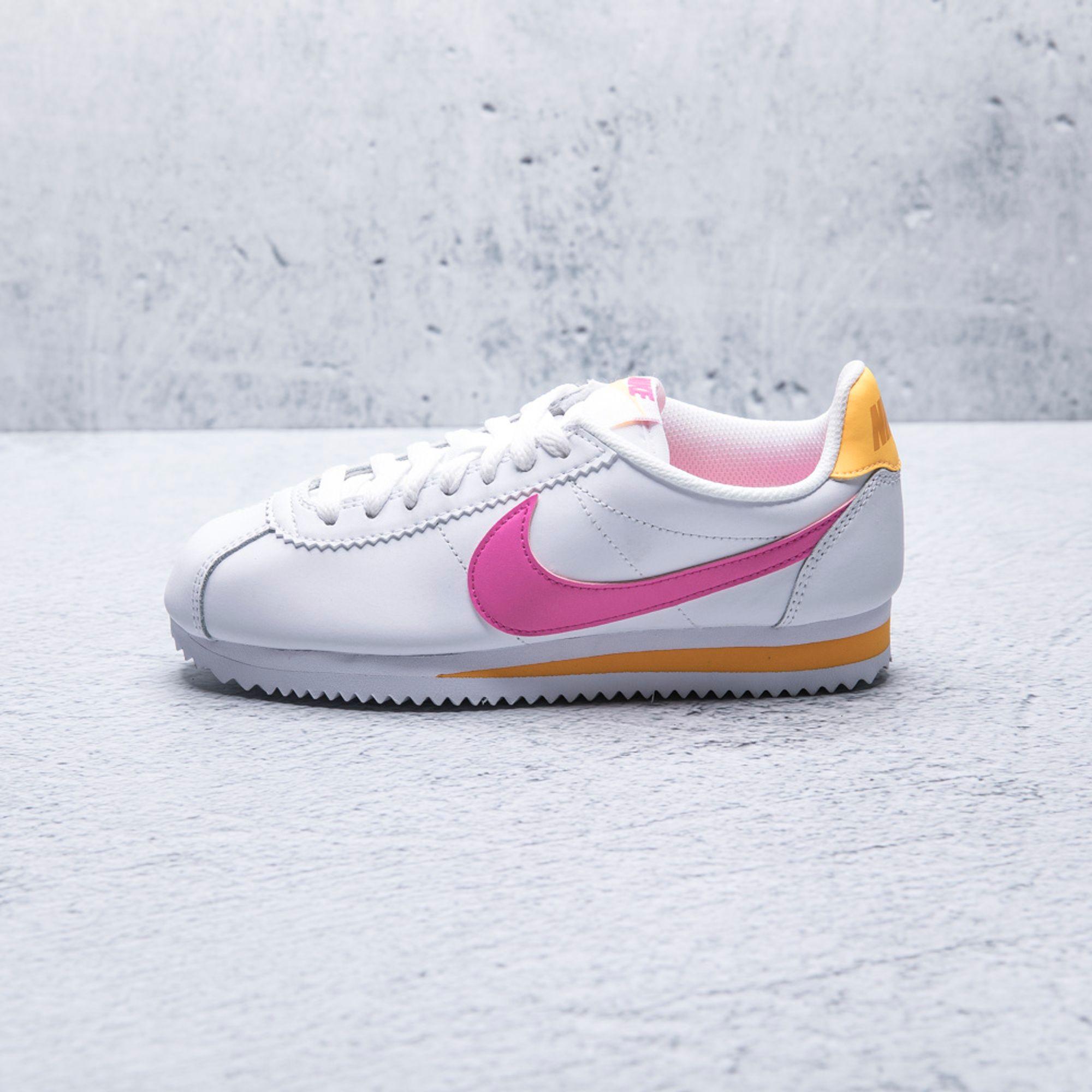 Tenis Nike Mujer 807471-112 CORTEZ - agaval