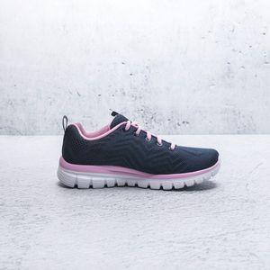Tenis-Skechers-Mujer-12615NVPK
