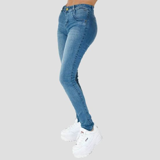 Moda Mujer Ropa Exterior Jeans Cocoa Jeans Agaval