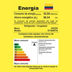 NEVERA-HACEB-NO-FROST-CONGELADOR-SUPERIOR-447-LITROS-HIMALAYA-SE-DA-PD-INOX