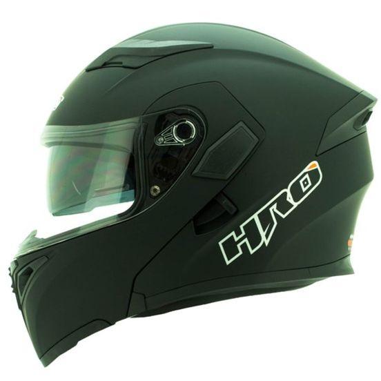 CASCO-HRO-HOMBRE-3400-SOLID-NEGRO-MATE---NEGRO